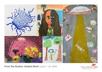 From The Studios: Artwork by ABC and MMA Students