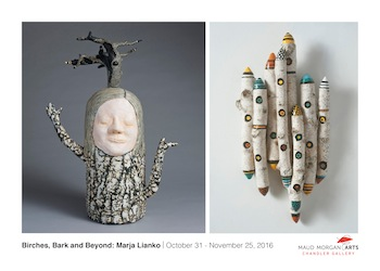 Birches, Bark and Beyond: Works by Marja Lianko