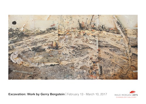 Excavation: Work by Gerry Bergstein