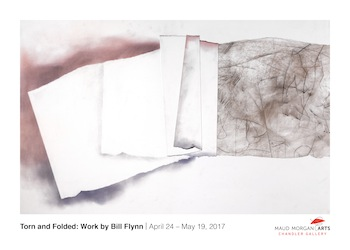 Torn and Folded: Work by Bill Flynn