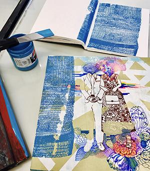 Screenprinting: Light & Color