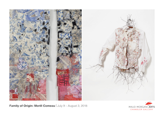 Family of Origin: Work by Merill Comeau