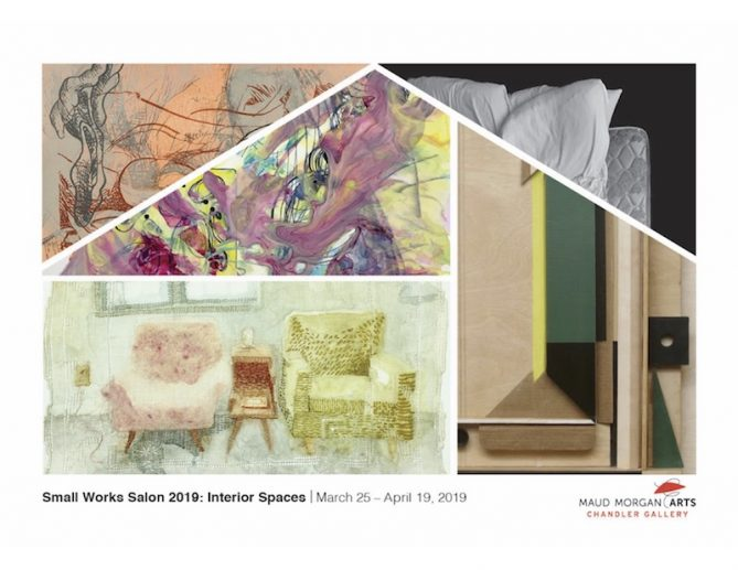 Small Works Salon 2019: Interior Spaces