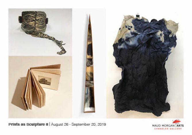 Prints as Sculpture II