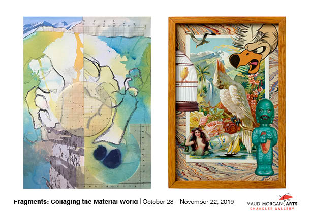 Fragments: Collaging the Material World
