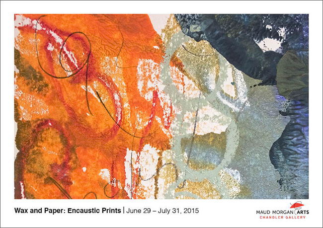 Wax and Paper: Encaustic Prints