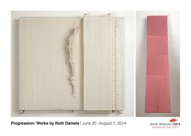 Progression: Works by Ruth Daniels