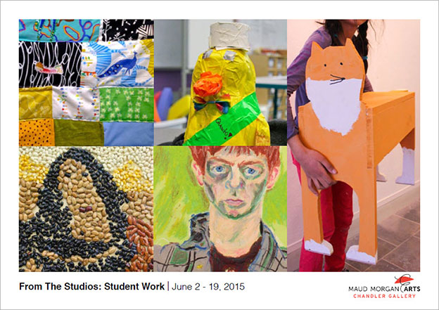 From the Studios: Student Work