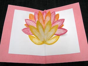 Pop-Up Cards for Special Occasions