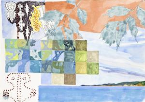 Collage & Sketch Cambridge