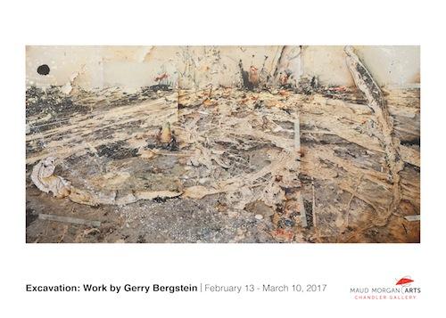 Excavation: Work by Gerry Bergstein