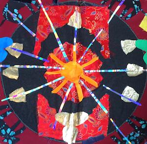 Making a Mandala