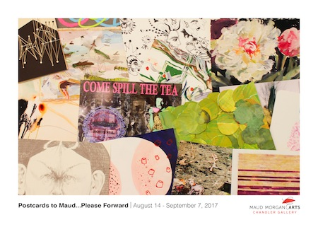 Postcards to Maud…Please Forward