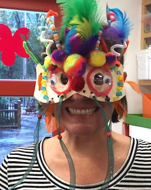 HONK! Parade Mask Workshop