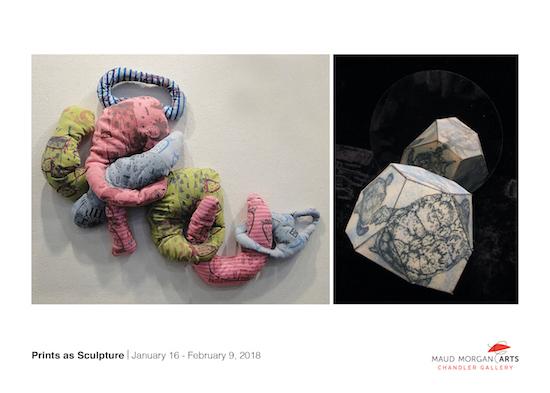 Prints as Sculpture