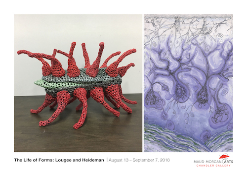 The Life of Forms: Susan Heideman and Michelle Lougee