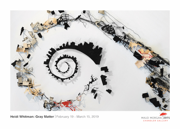 Heidi Whitman: Gray Matter