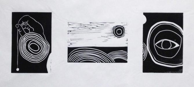 Habitual: Prints by Sarah B. Shallbetter
