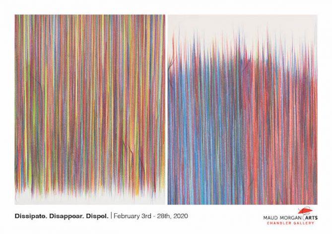 Dissipate.Disappear.Dispel – Deborah Davidson